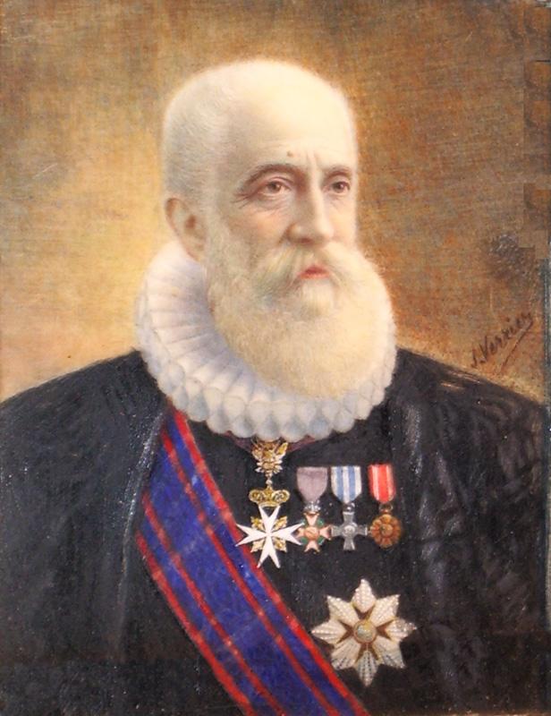 Ritratto di emanuele filiberto di savoia xvii sec for Francesco marchesi